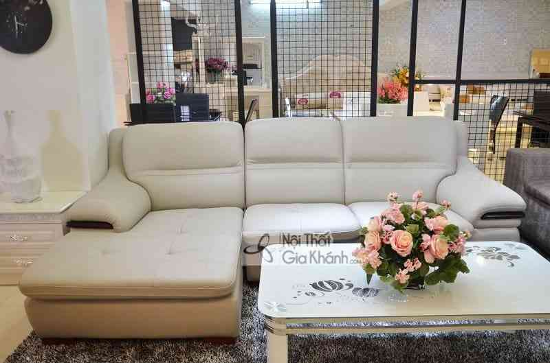 Những mẫu sofa phòng khách đẹp giá lại rẻ tại Hà Nội - Sofa phong khach dep gia re tai ha noi 4
