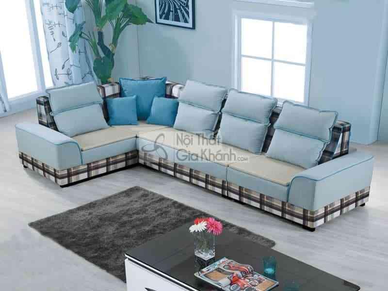 Những mẫu sofa phòng khách đẹp giá lại rẻ tại Hà Nội (tiếp) - Sofa phong khach dep gia re tai ha noi 5