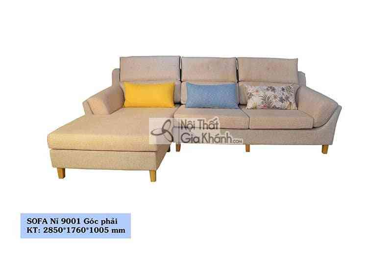 Những mẫu sofa phòng khách đẹp giá lại rẻ tại Hà Nội (tiếp) - Sofa phong khach dep gia re tai ha noi 6