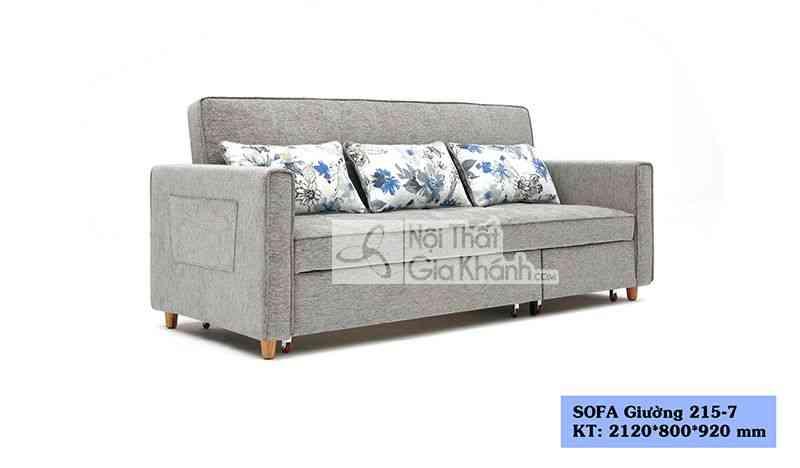 Tất tần tật về ghế sofa băng dài - Tat tan tat ve sofa bang dai 3