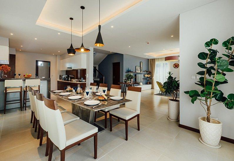 Giới thiệu về kiến trúc nội thất - Thiết kế nội thất chung cư 1