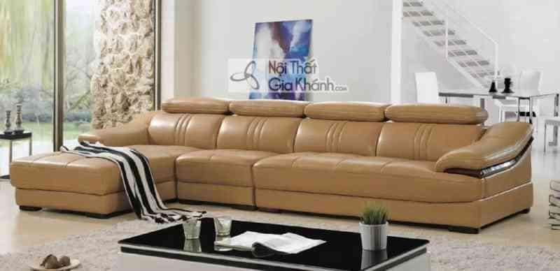 Thiên đường ghế sofa da tại Hà Nội - Thien duong ghe sofa da tai ha noi 2