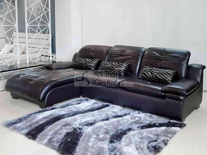 Thiên đường ghế sofa da tại Hà Nội - Thien duong ghe sofa da tai ha noi 3