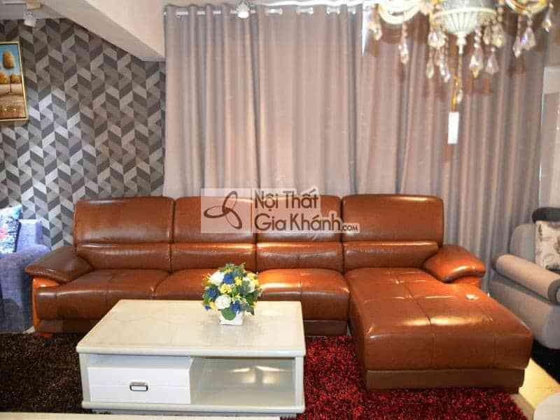 Thiên đường ghế sofa da tại Hà Nội - Thien duong ghe sofa da tai ha noi 4
