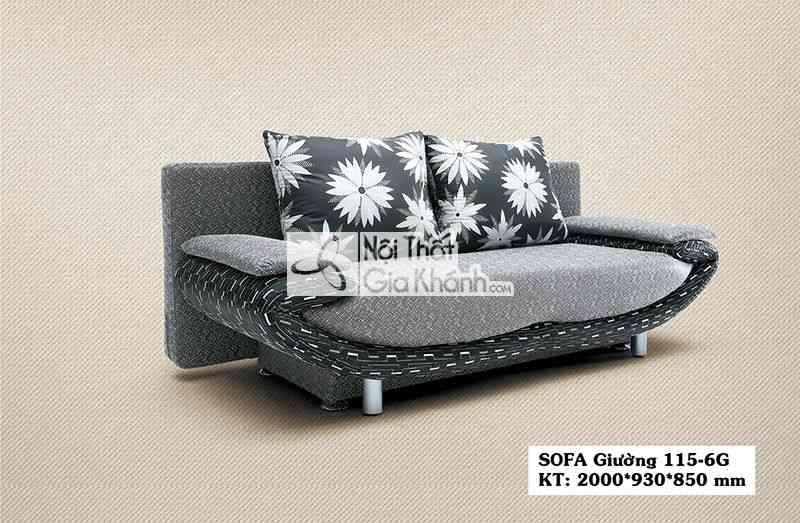 Tiết lộ những mẫu sofa giường đáng đồng tiền bát gạo - Tiet lo nhung mau sofa giuong dang dong tien bat gao 4