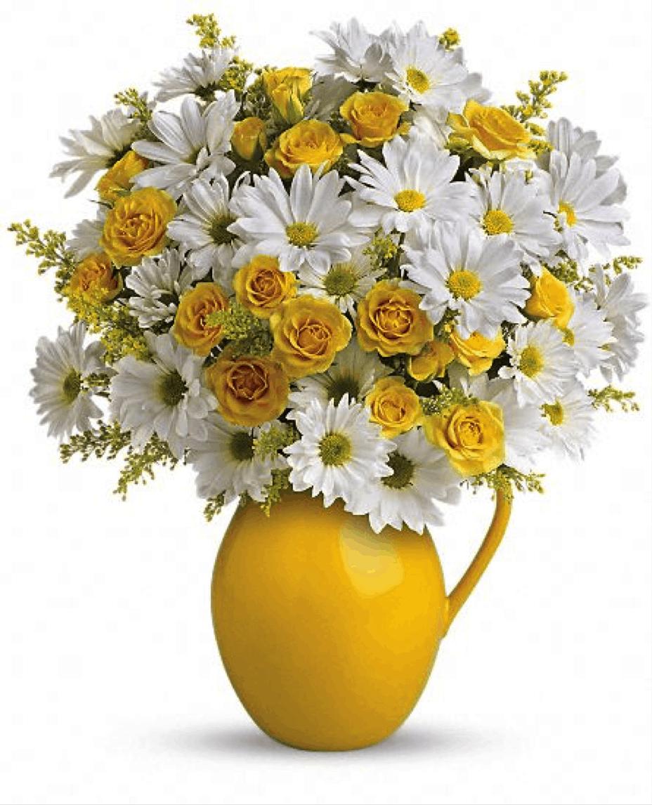 Top 10 mẫu bình hoa đẹp, đơn giản mà trang trọng theo nghệ thuật sắp đặt - Top 10 binh hoa dep 1