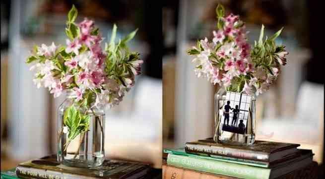Top 10 mẫu bình hoa đẹp, đơn giản mà trang trọng theo nghệ thuật sắp đặt - Top 10 binh hoa dep 9
