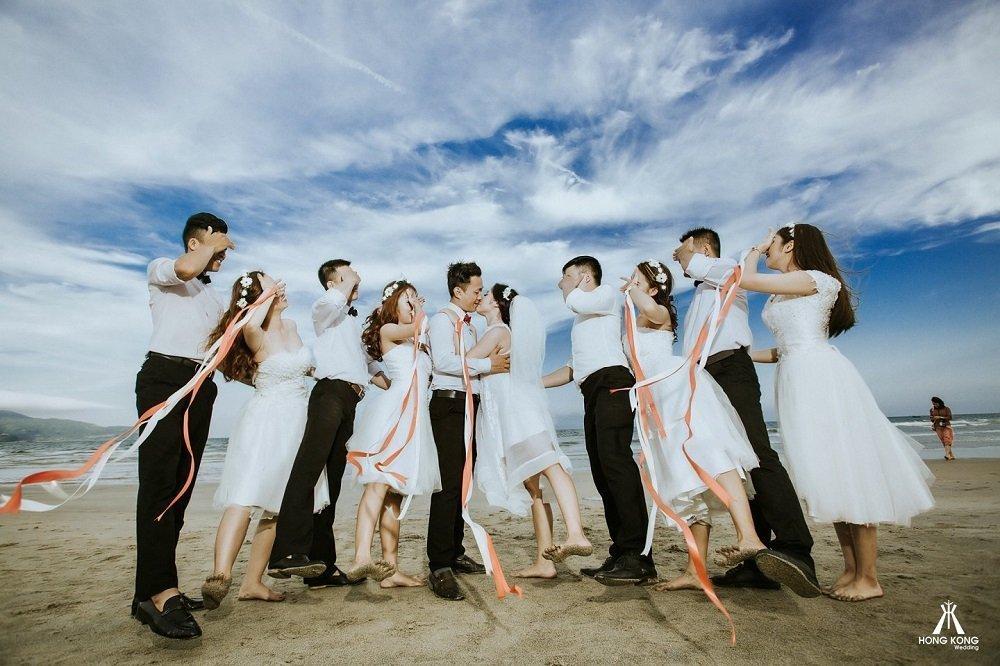 Các phong cách chụp ảnh cưới 2019 - anh cung ban than