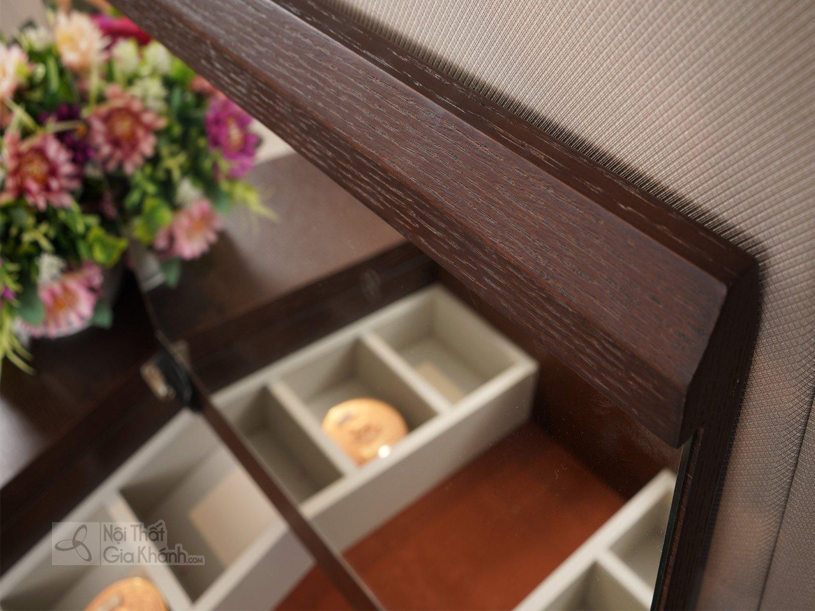 ban ghe trang diem 1802C 950x450x758 2 - Bộ giường ngủ gỗ hiện đại nhập khẩu BN1801CN-18