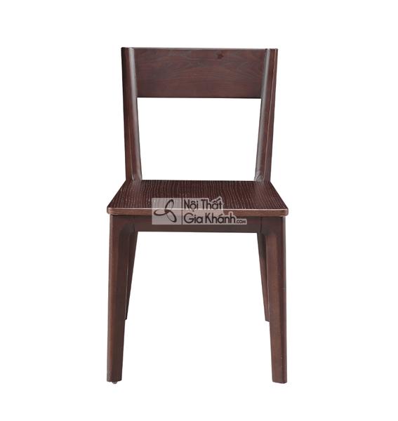 Ghế ăn gỗ đơn giản phong cách hiện đại GA1805