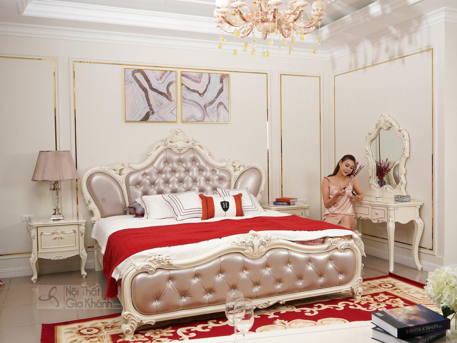 Tủ Đầu Giường Gỗ Đẹp Nhập Khẩu TA8801H