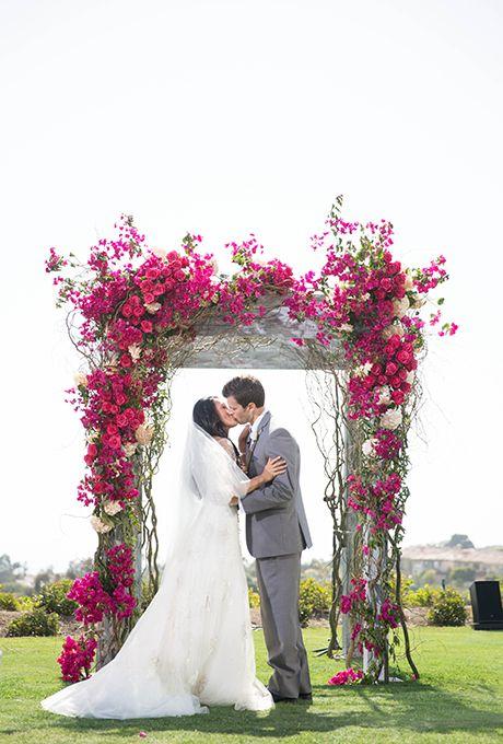 Các loại cổng đám cưới đẹp, độc, lạ - cong cay kho