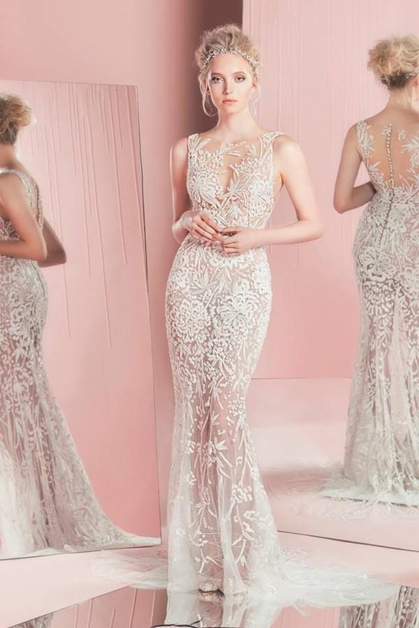 Các mẫu váy cưới được các cô dâu săn đón nhất mùa cưới 2018 – 2019 - duong xe
