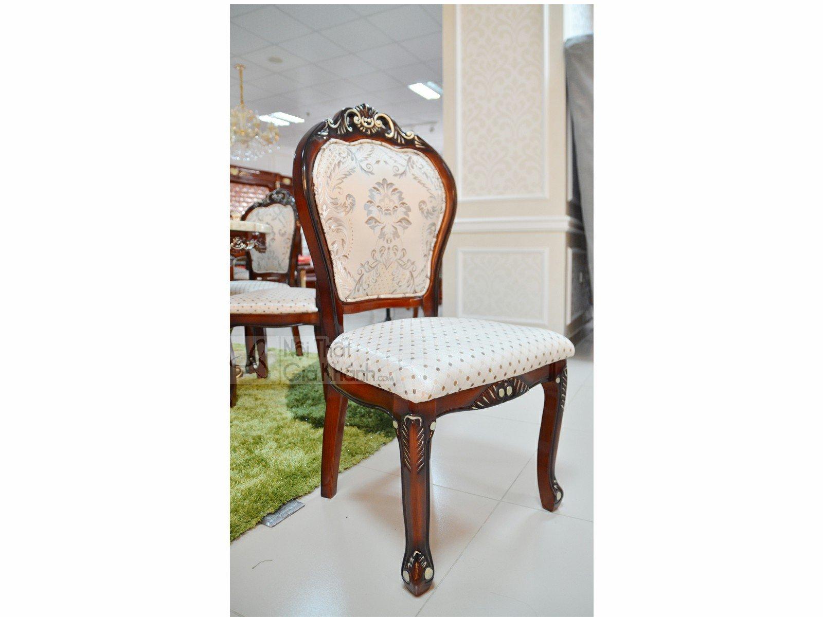 Ghế ăn tân cổ điển giá rẻ BH9861Y-1 - ghe AN BH9861BBA 1