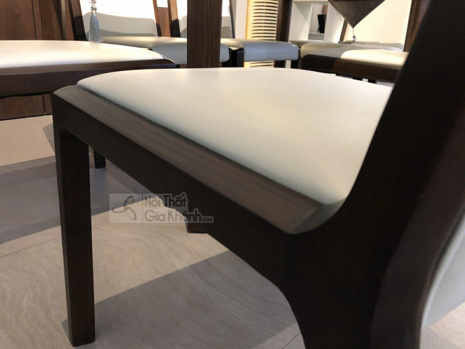 Ghế ăn gỗ đơn giản hiện đại GA1802