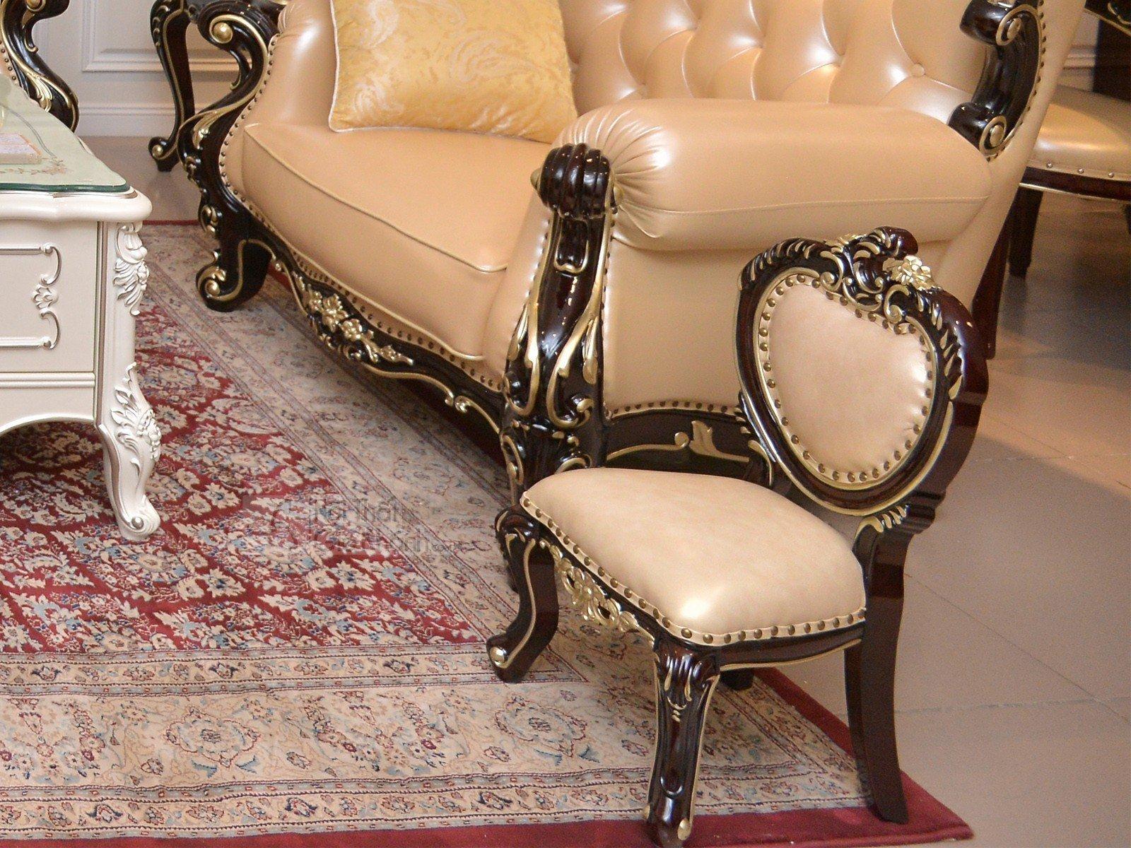GHẾ NHỎ ĐỂ CÙNG SOFA G8801 - ghe dat cung sofa