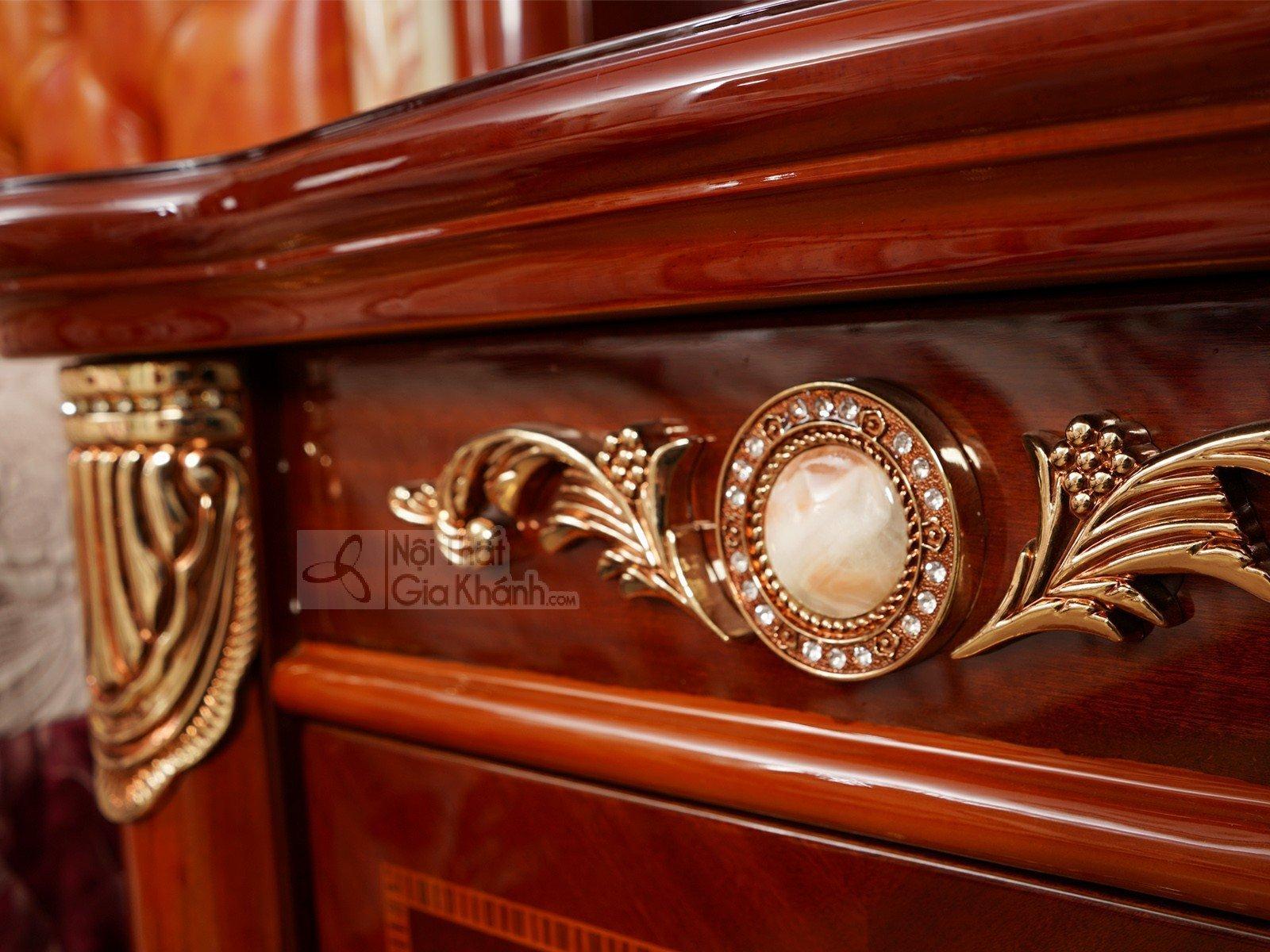 Táp đầu giường nhập khẩu KH509B - giuong TCD KH509AL 5