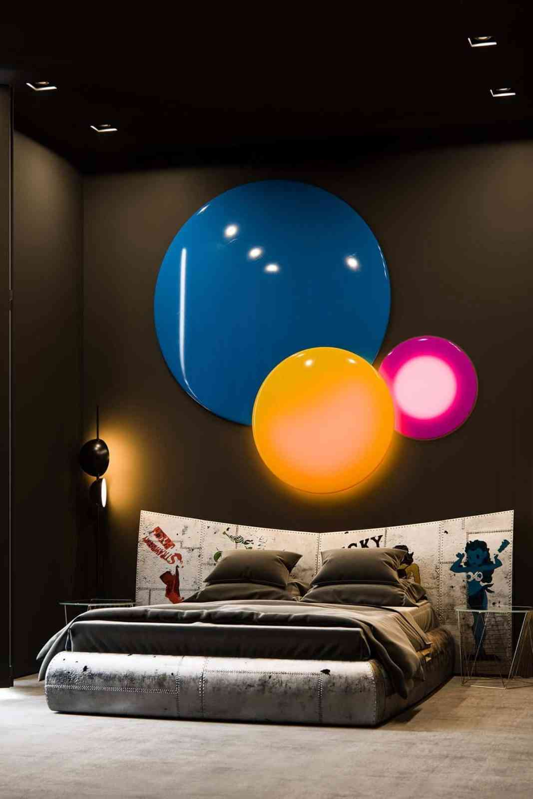 Nội thất phòng ngủ, giường ngủ hiện đại - giuong ngu hien dai 1