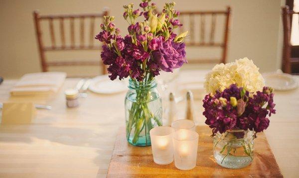 Cách trang trí bàn ăn gia đình và bàn ăn decor tiệc cưới trang trọng và đẹp - hoa