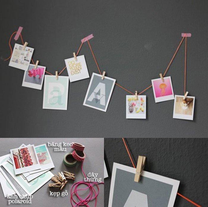10 mẫu khung ảnh trang trí phòng cưới đẹp cho phòng cô dâu chú rể - khung anh trang tri phong cuoi 10