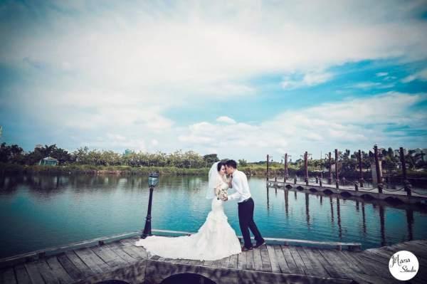 Phim trường chụp ảnh cưới đẹp ở hà nội - lavender park