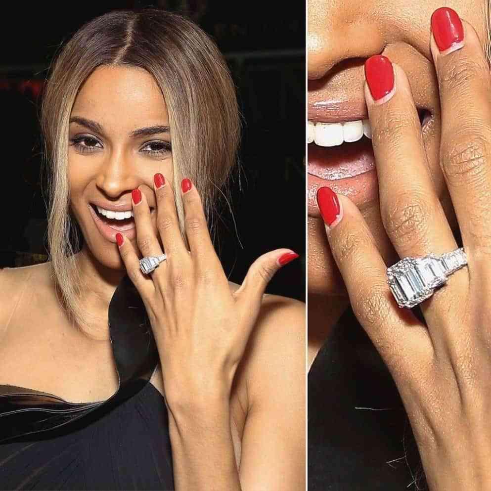 Những chiếc nhẫn cưới đẹp nhất thế giới để bạn tham khảo - những chiếc nhẫn cưới đẹp nhất thế giới 5