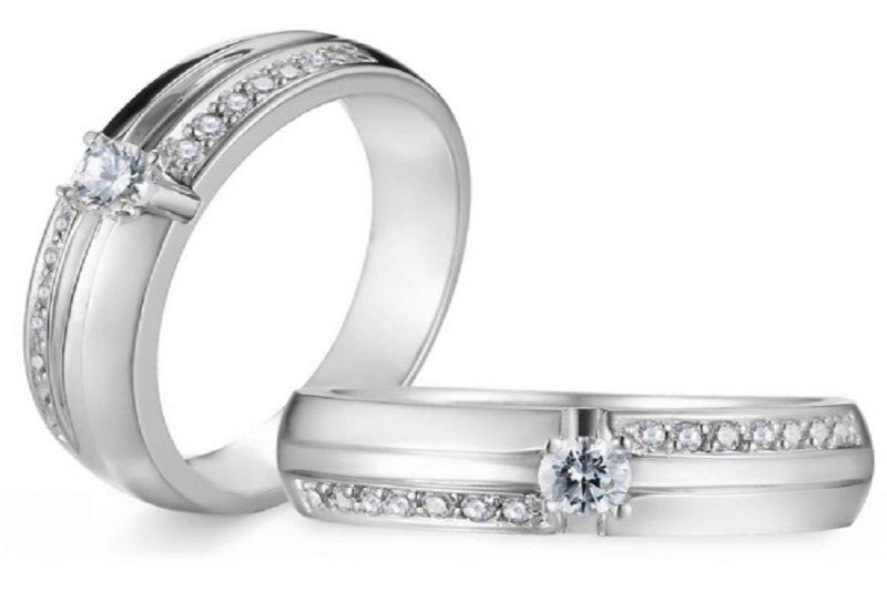 Những mẫu nhẫn cưới đẹp năm 2019 chỉ từ 2 triệu 6 - nhan cuoi dep