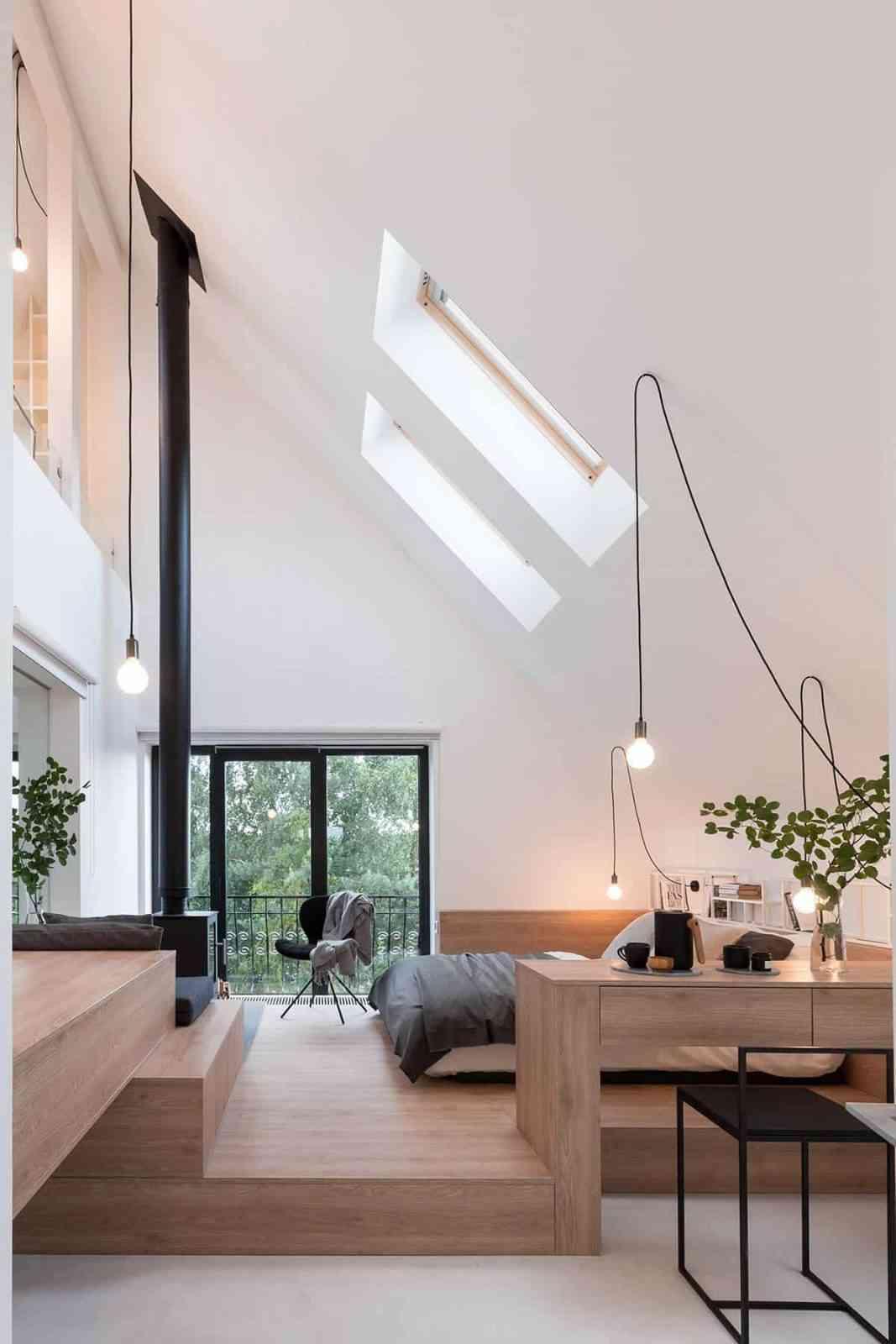 Sử dụng mái nhà làm không gian riêng - noi that 22