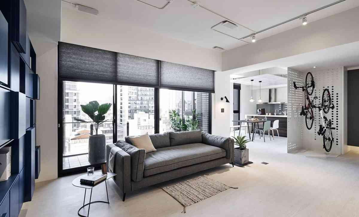 Những căn hộ hiện đại dành cho các cặp vợ chồng trẻ - noi that 34