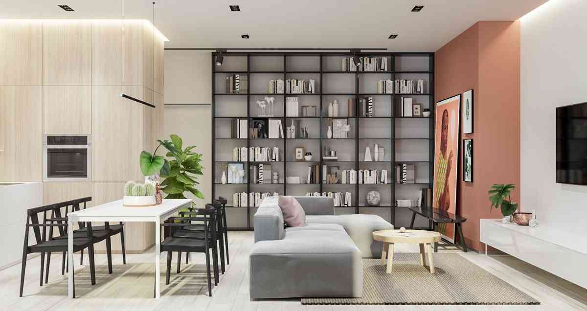 10 mẫu thiết kế nội thất hiện đại và sang trọng - noi that hien dai