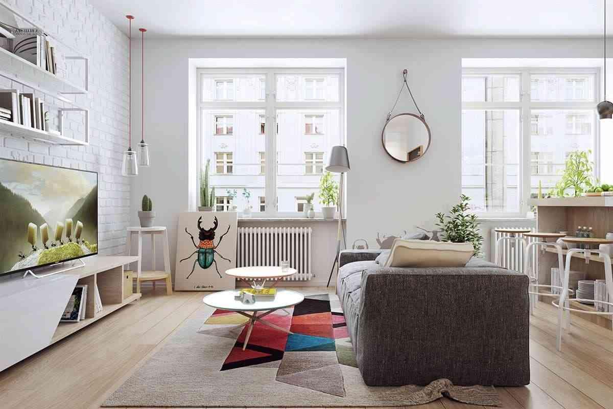 Thiết kế nội thất phòng khách - noi that nha o 4 1