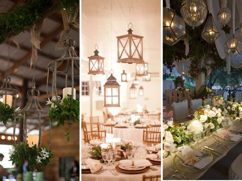 Cách trang trí bàn ăn gia đình và bàn ăn decor tiệc cưới trang trọng và đẹp - phụ kiện khác