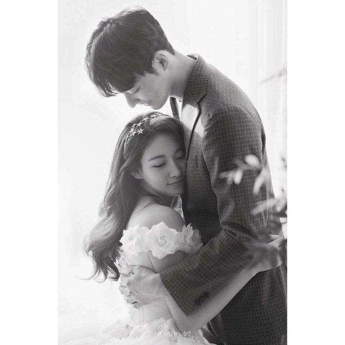 Phong cách chụp ảnh cưới Hàn Quốc là gì?