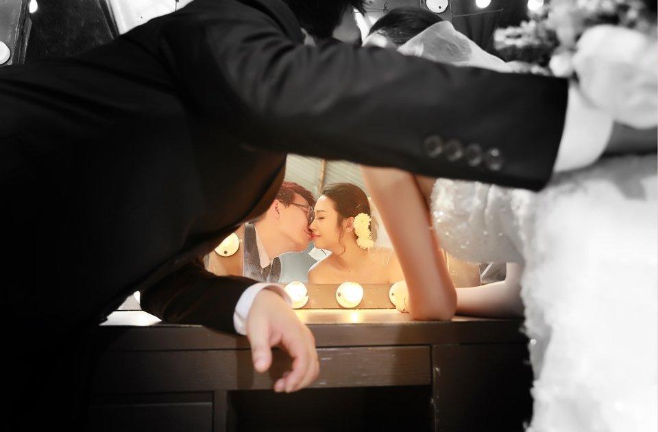Phong cách chụp ảnh cưới vintage - phong cach lang man