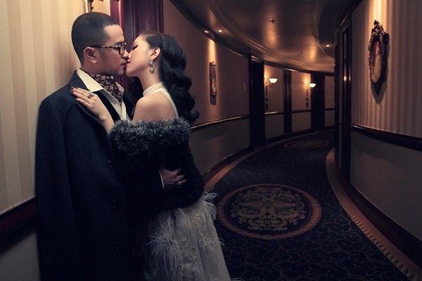 Phong cách chụp ảnh cưới vintage - phong cach thoi trang