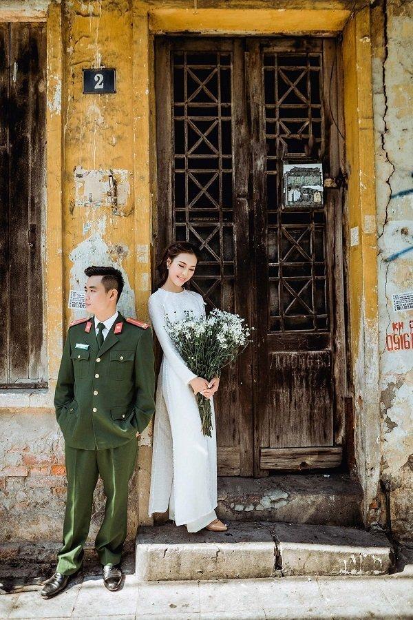 Phong cách chụp ảnh cưới vintage - phong cach vintage la gi