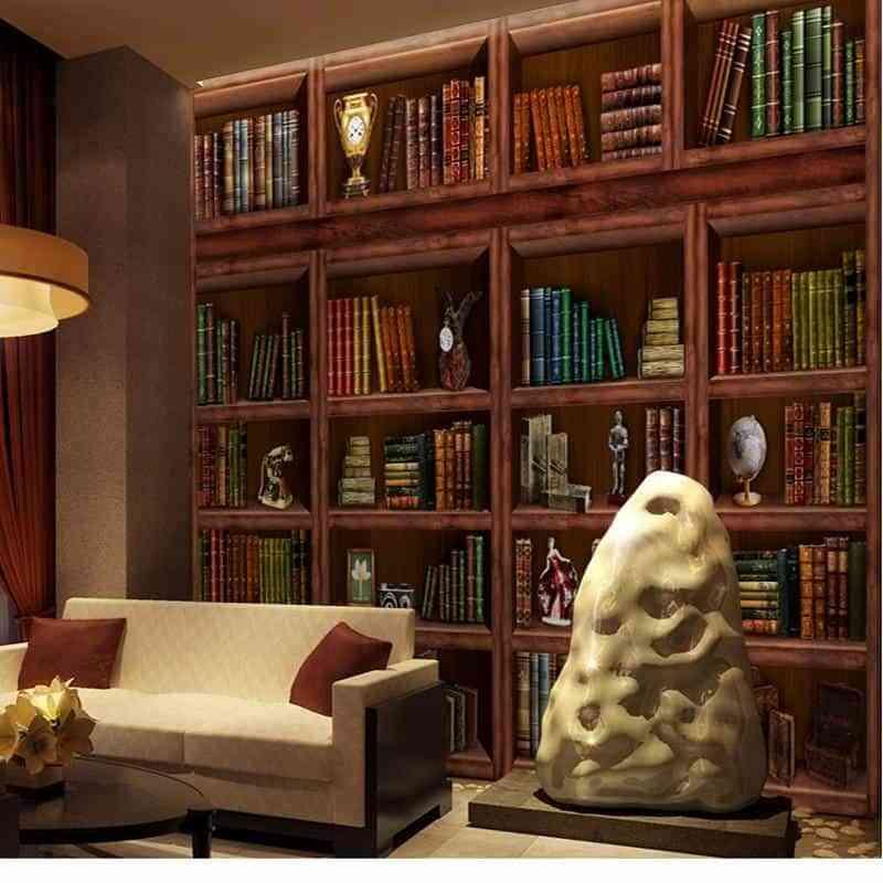 Top 5 tủ sách tân cổ điển đẹp
