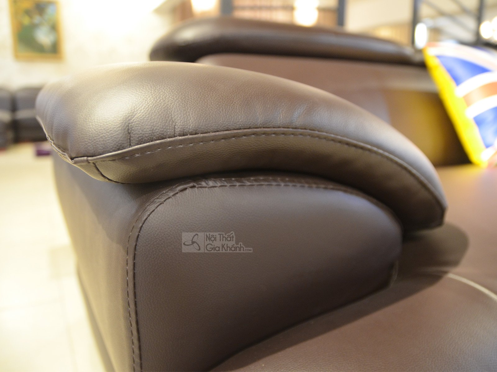 sofa da 9333SF 2 - Ghế sofa phòng khách hiện đại ST0933-3-A1