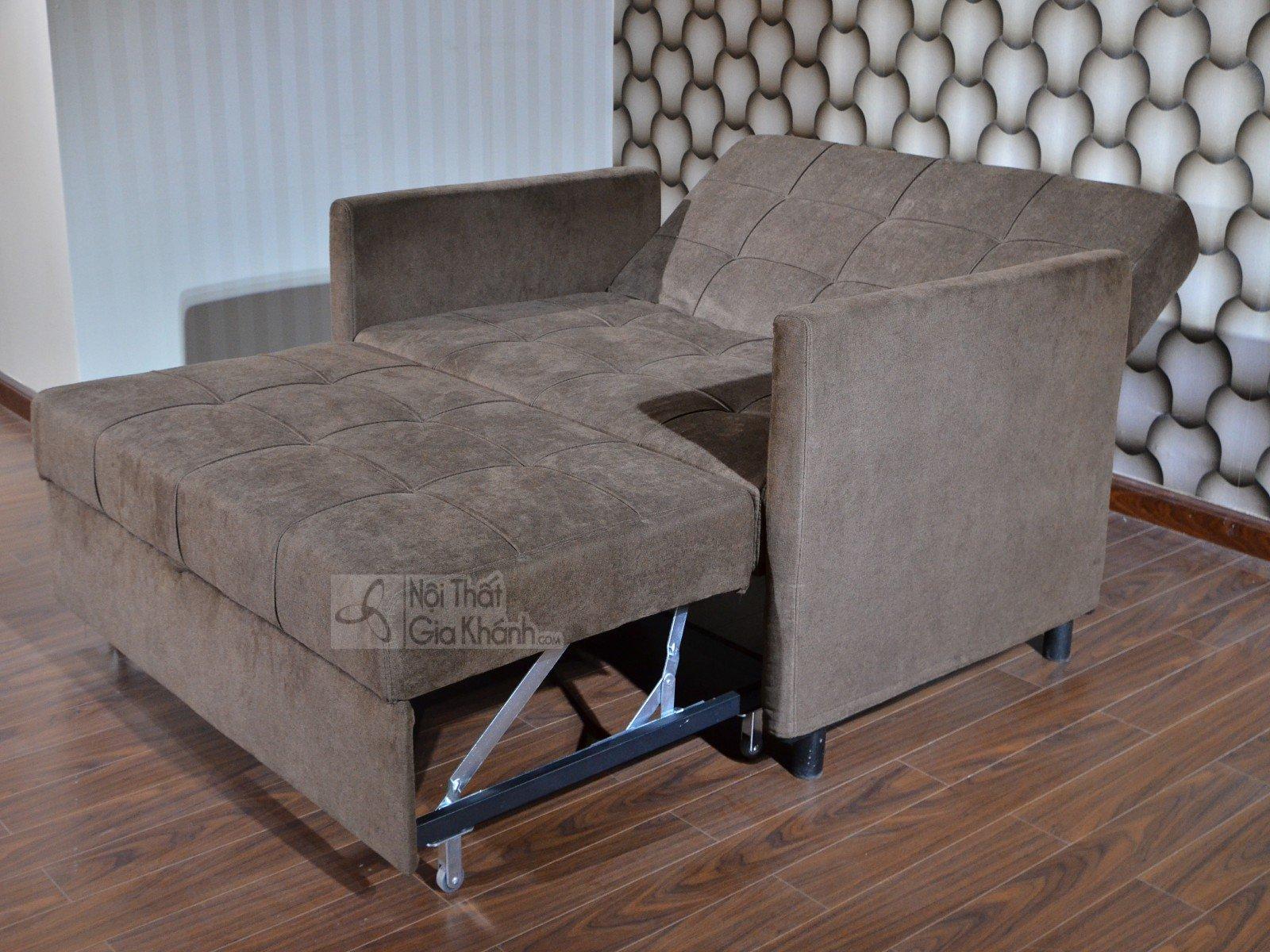 Sofa đa năng - Sofa giường - Sofa bed mã SF161-7 - sofa da nang SF161 7 10