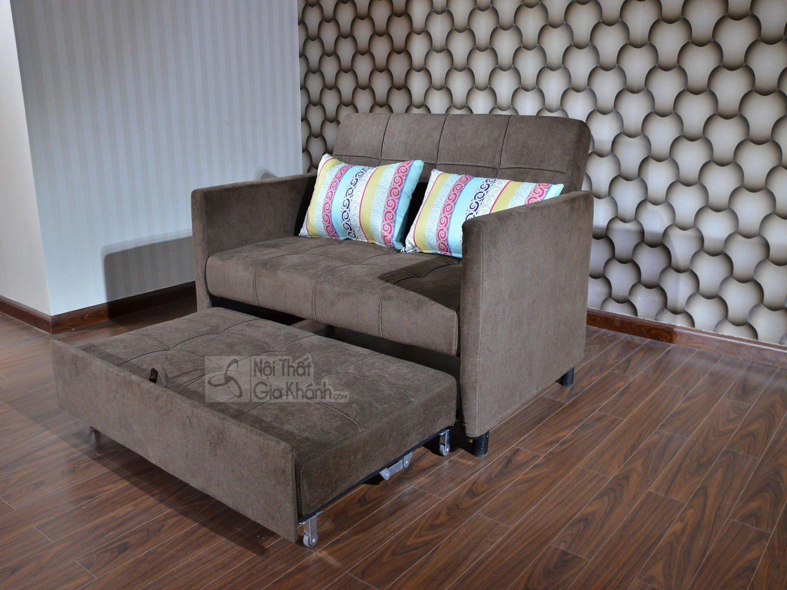 Sofa đa năng - Sofa giường - Sofa bed mã SF161-7 - sofa da nang SF161 7 4