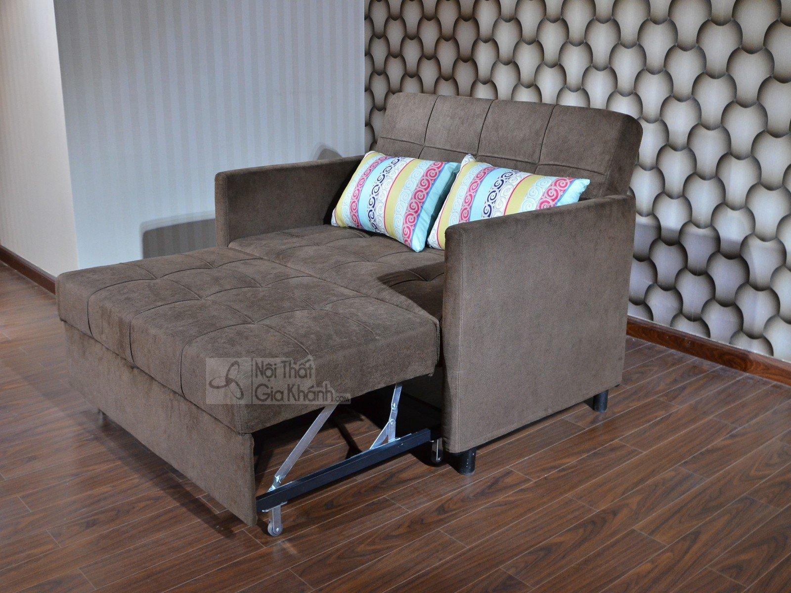 Sofa đa năng - Sofa giường - Sofa bed mã SF161-7 - sofa da nang SF161 7 7