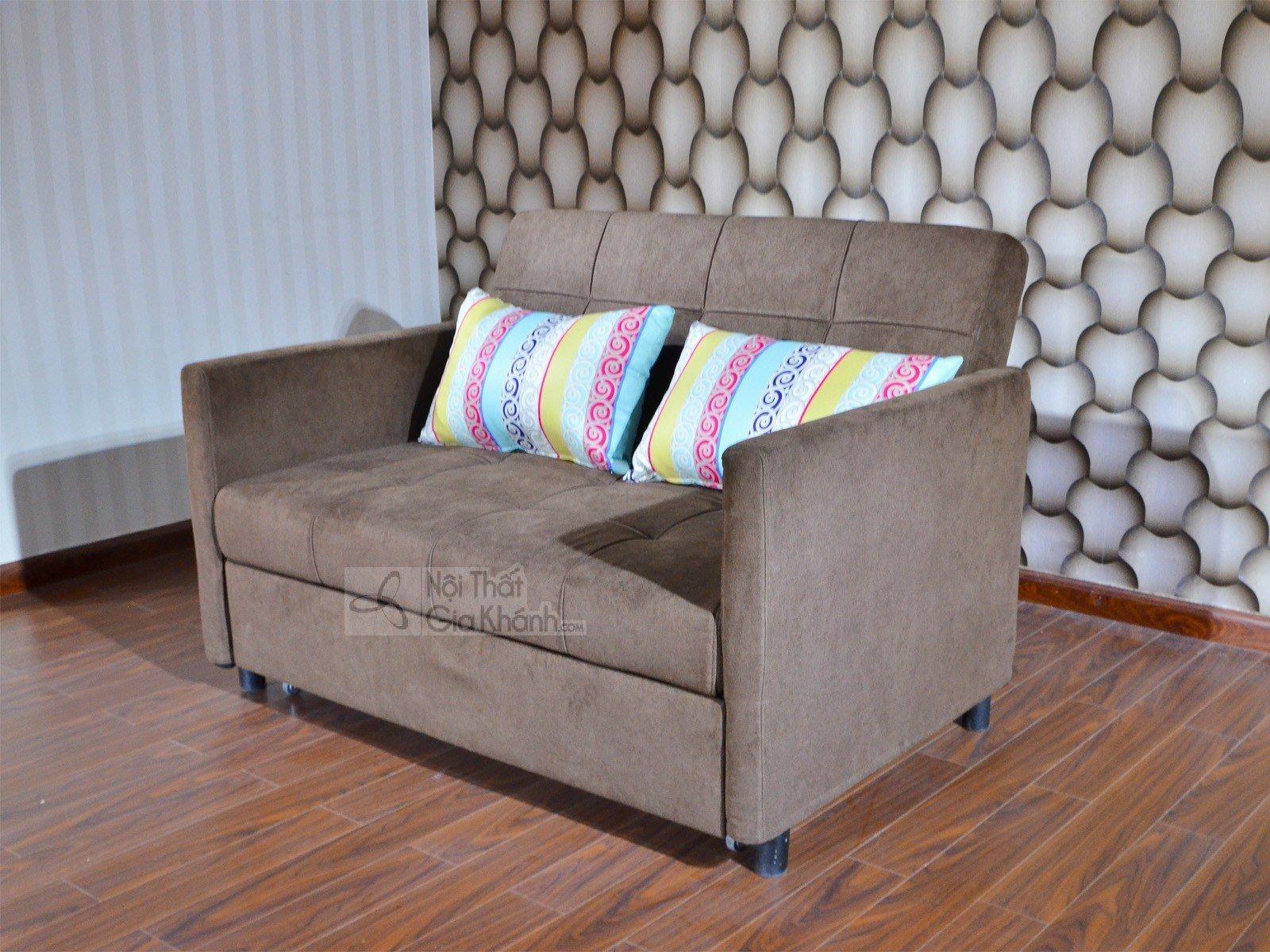 Sofa đa năng - Sofa giường - Sofa bed mã SF161-7 - sofa da nang SF161 7