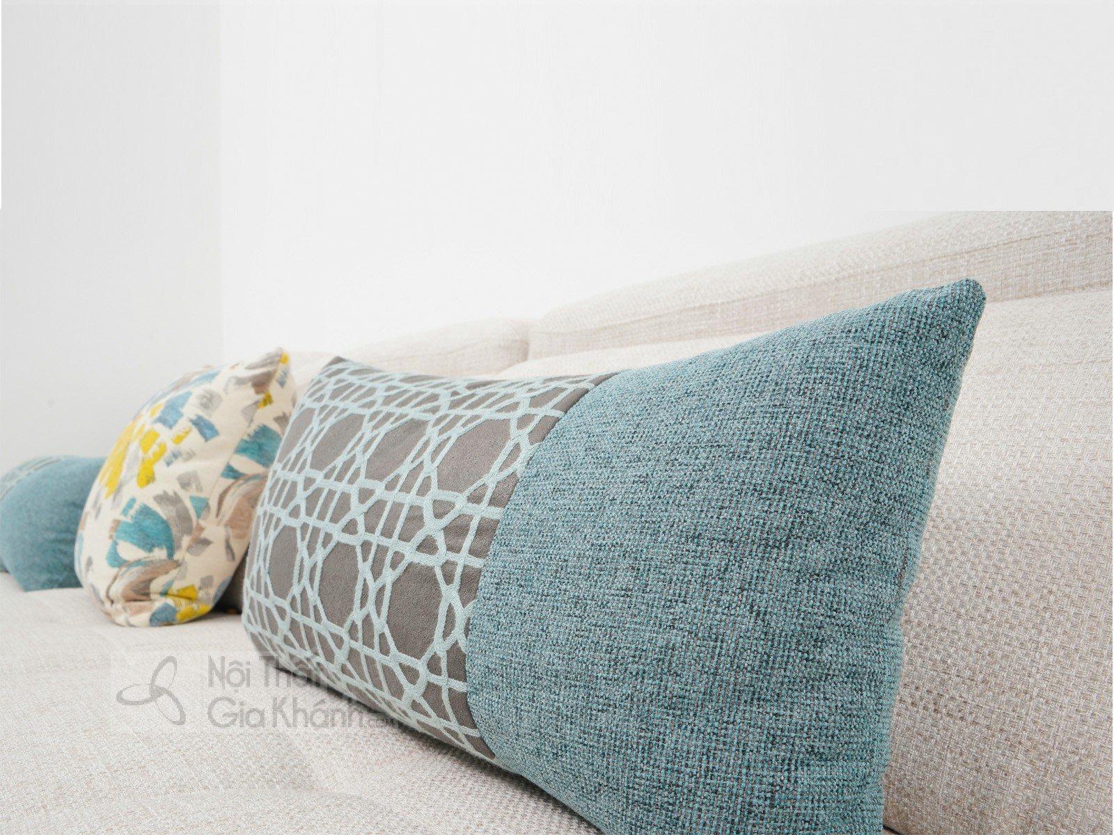 Bàn ghế Sofa vải nhập khẩu cao cấp 2 băng MR801C-SF - sofa hien dai MR801C SF 2900x1800x850 11