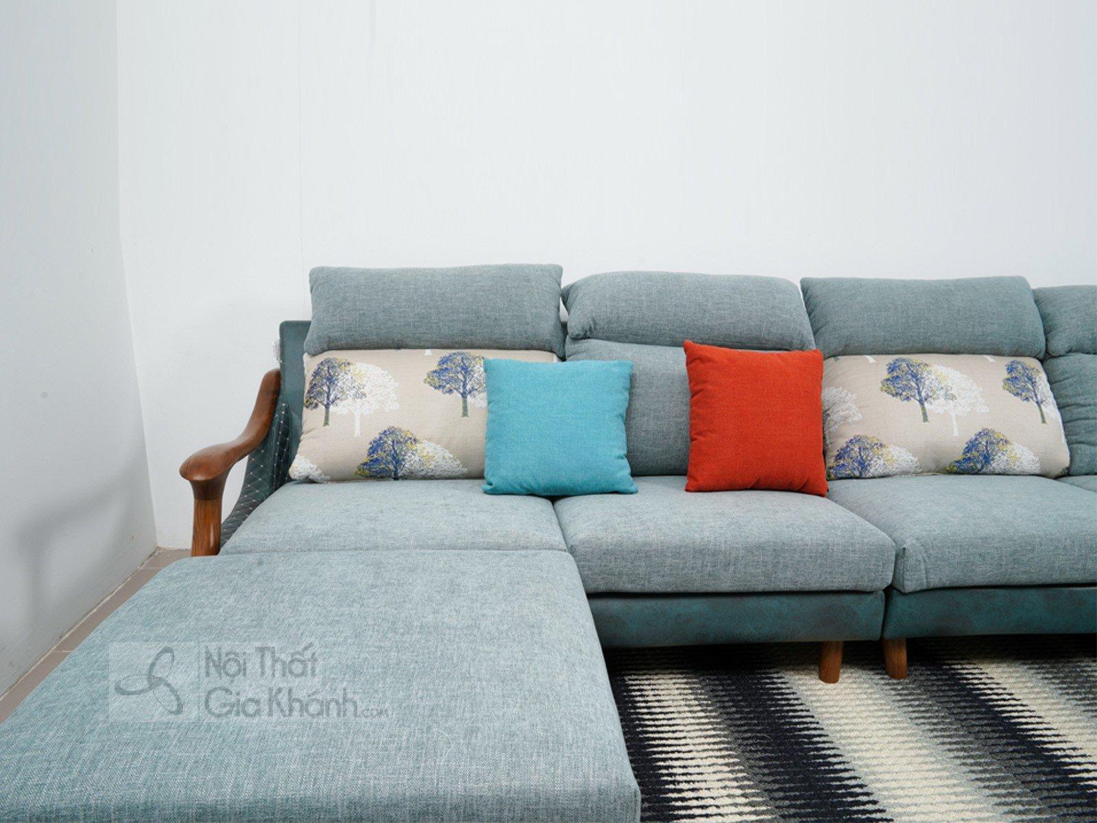 SOFA VÀ ĐÔN NỈ KHUNG GỖ HIỆN ĐẠI MR802C-SF - sofa hien dai MR802C SF 3200x1830x790 1