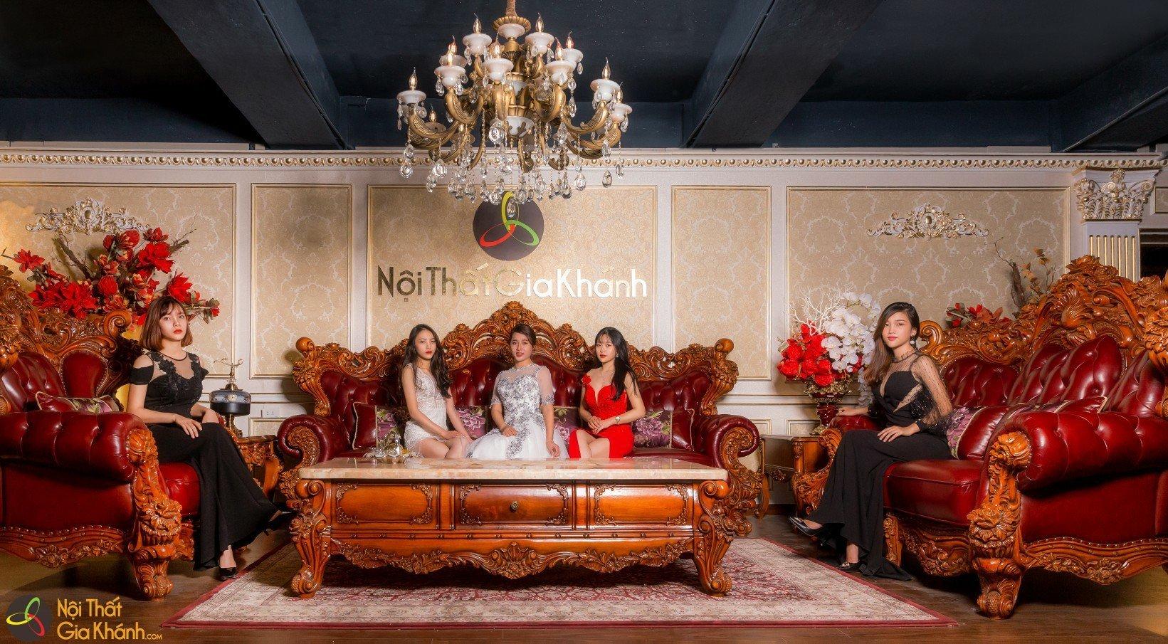 Các mẫu sofa tân cổ điển đăng cấp đáng mua nhất năm - sofa tan co dien 1
