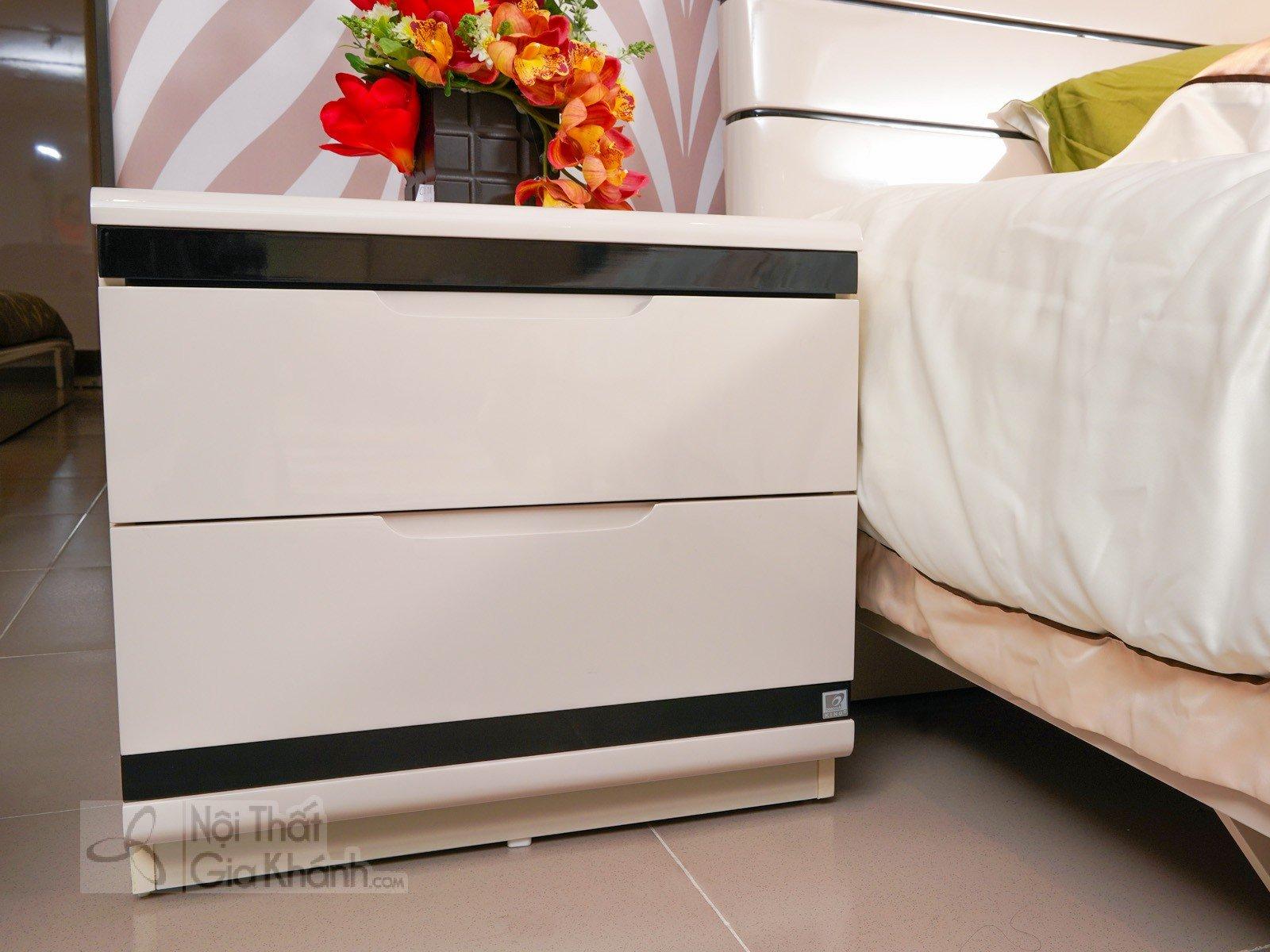 Tủ đầu giường hiện đại đẹp TA3307A