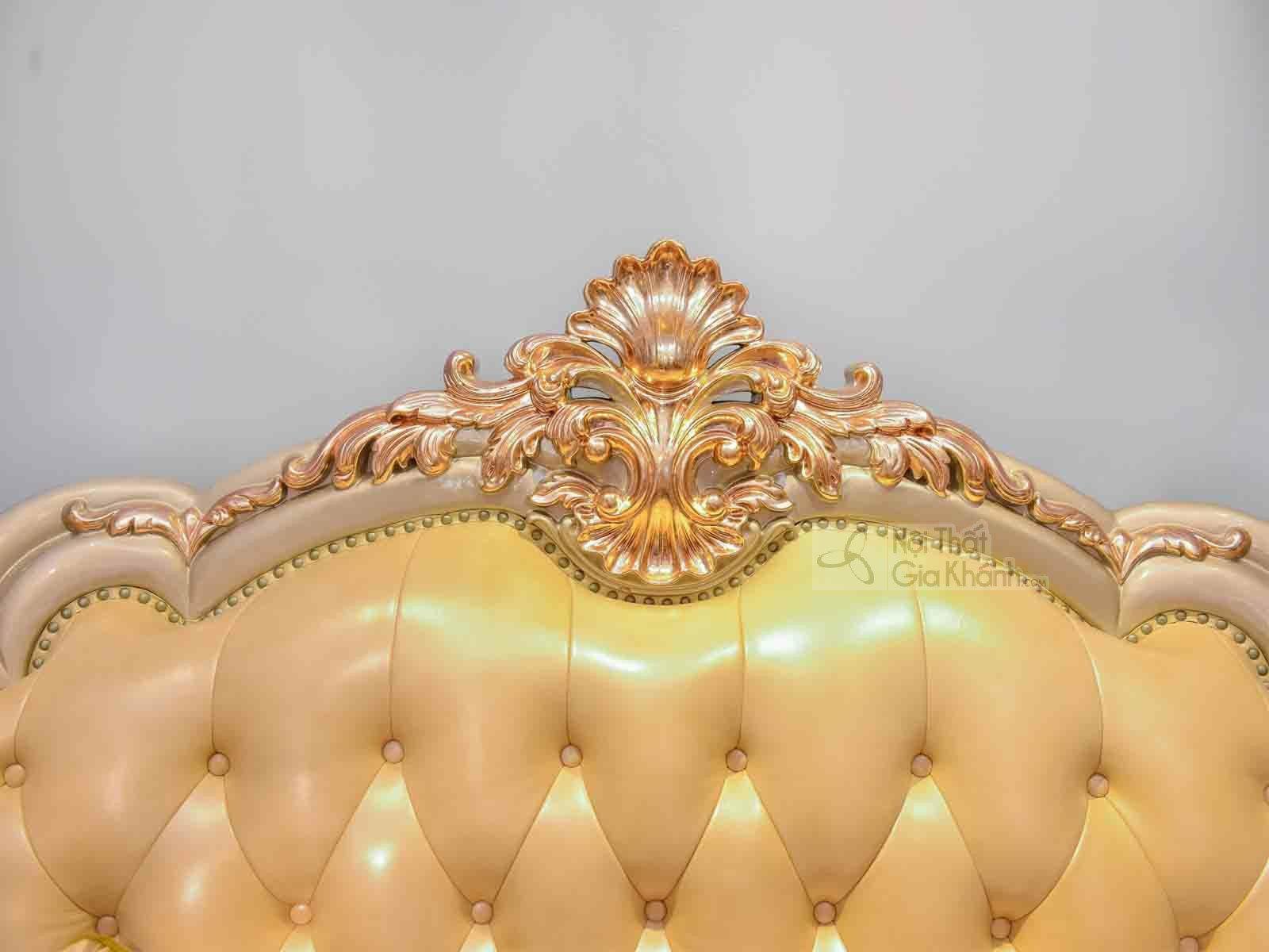 BỘ SOFA TÂN CỔ ĐIỂN ĐẮT GIÁ NHẤT VIỆT NAM - THE DIAMOND KING - the diamond kin bo noi that dat gia nhat the gioi 10