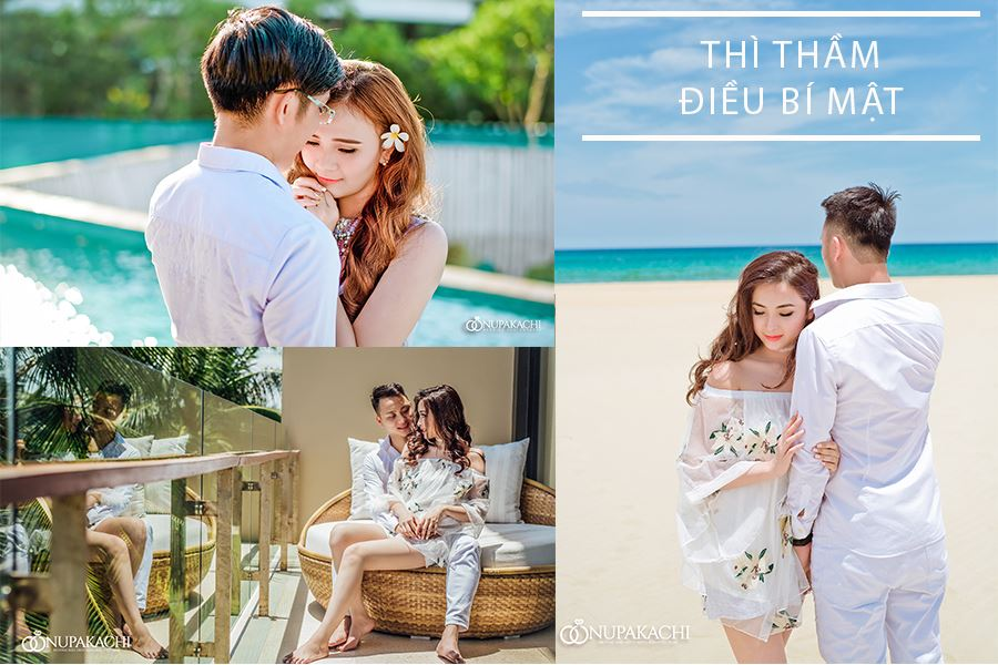 Chia sẻ các cách tạo dáng chụp ảnh cưới sao cho đẹp - thi tham