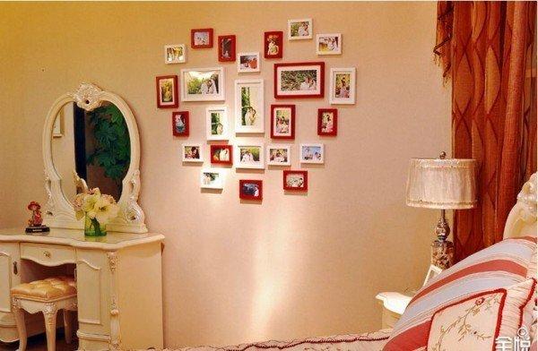 Những lưu ý khi treo ảnh cưới trong phòng ngủ