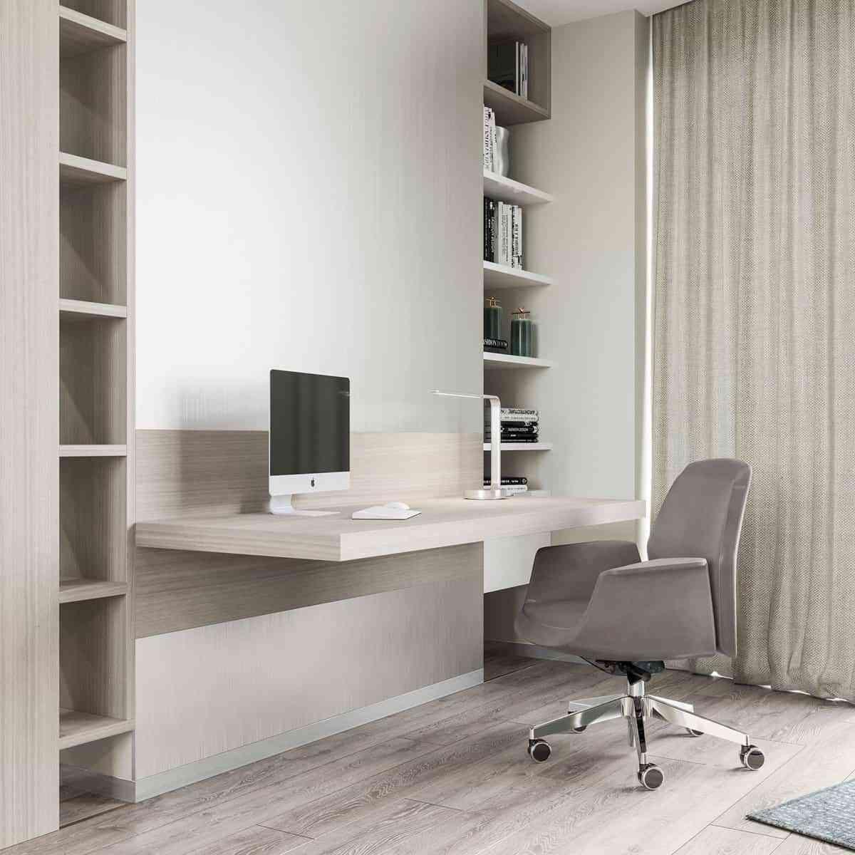 20 mẫu thiết kế văn phòng đơn giản